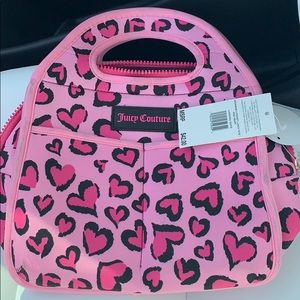 Juicy couture lunchbox